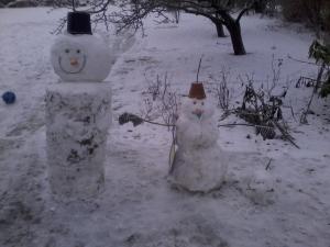 snømenn